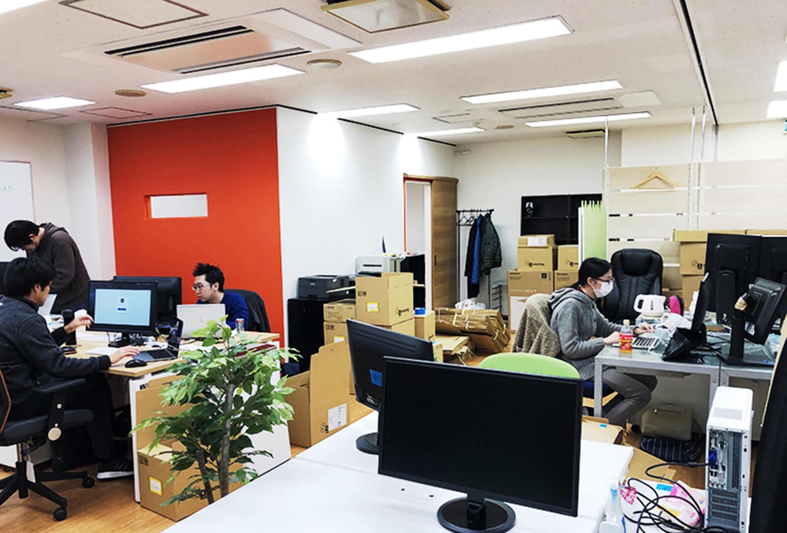 新松戸 駅前オフィス